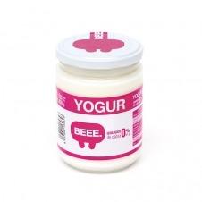 Yogur ecológico de Cabra 0% M.G. 420gr Beee