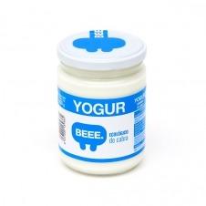 Yogur ecológico de Cabra 420gr Beee