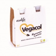 Vegacol Manzana y Canela 2x200 ml Ecolife Food