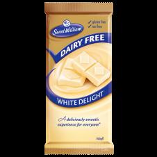 Chocolate blanco sin gluten y sin lactosa 100gr Sweet William