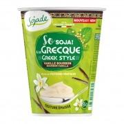 Yogur de Soja Griego sabor Vainilla Bio Sojade