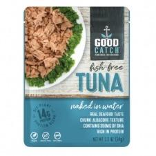 Atún vegano natural 94gr Sin Gluten Good Catch