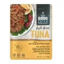 Atún vegano mediterráneo 94gr Sin Gluten Good Catch