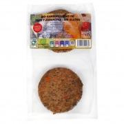 Hamburguesa Tofu y Zanahoria Bio 160 gr eco Integral Artesans
