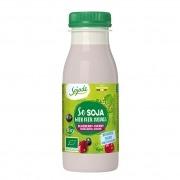 Kéfir de Soja con Arándanos y Cerezas Bio 250 ml Sojade