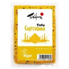 Tofu con Cúrcuma Bio 200 g Taifun