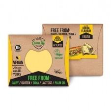 Queso vegano en lonchas sabor Gouda 180 gr Green Vie
