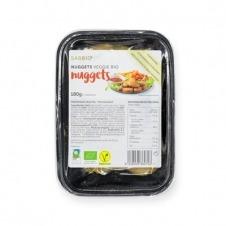 Nuggets veganos Bio 175gr Sabbio