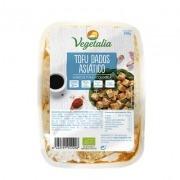 Tofu dados estilo Asiático Eco 200gr Vegetalia