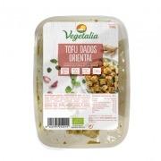 Tofu dados estilo Oriental Eco 200gr Vegetalia