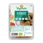 Albóndigas de Texturizado de Soja Eco 200gr Vegetalia