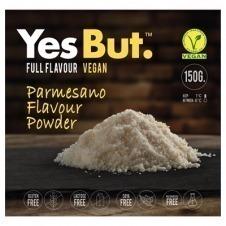 Queso vegano estilo Parmesano en polvo 150gr Yes But
