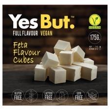 Queso vegano estilo Feta en dados 175gr Yes But