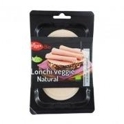 Lonchas veganas sabor Natural Bio 100gr El Granero Integral