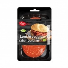 Lonchas veganas sabor Salami Bio 100gr El Granero Integral