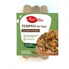 Tempeh de Soja macerado en Tamari Bio 170gr El Granero Integral