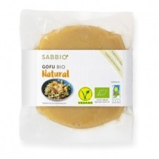 Gofu natural Bio 200gr Sabbio