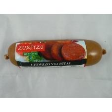 Chorizo vegetal 200gr Zuaitzo