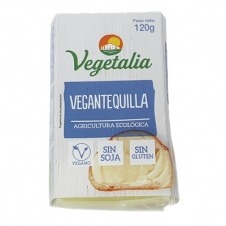 Mantequilla vegana Vegantequilla Bio120gr Vegetalia