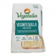Mantequilla vegana Vegantequilla con algas Bio 120gr Vegetalia