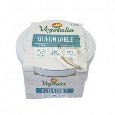 Queso vegano en Crema Queuntable Bio 180gr Vegetalia