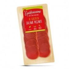 Salami vegano loncheado 90gr Good & Green