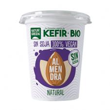 Kefir vegano de almendras Bio 400gr NaturGreen