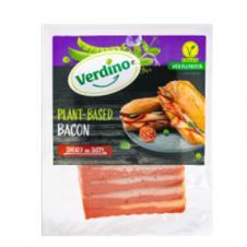 Bacon en lonchas ahumado vegano 80gr Verdino