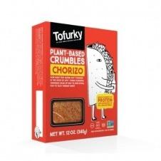Chorizo Vegano Crumbles 227gr Tofurky