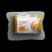 Bio burguer vegetal Curry 750gr Ahimsa