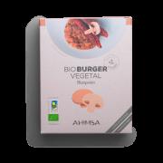 Bio Burguer vegetal champiñones 160gr Ahimsa