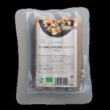Bio Salchicha vegetal con Queso 230gr Ahimsa