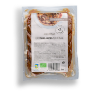 Embutido bio salami vegano lonchas 120gr Ahimsa