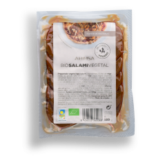 Bio Salami vegetal 120gr Ahimsa