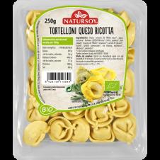 Tortelloni bio de Queso Ricotta 250gr Natursoy
