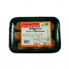 Albóndigas de Tofu 200gr Bio Zuaitzo