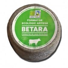 Queso ecológico artesano de Vaca 500gr Betara
