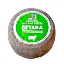 Queso ecológico artesano de Oveja 500gr Betara