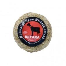 Queso cabra pimienta ecologico 0.5kg Betara