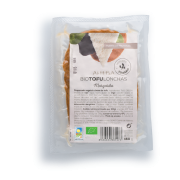 Bio tofu margarita en lonchas vegano 150gr Ahimsa