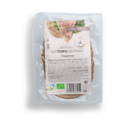 Bio tofu provenzal en lonchas vegano 150gr Ahimsa