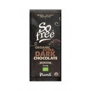 Chocolate al cacao intenso 87% Eco Vegan Plamil