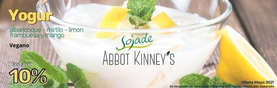 Mayo 2021 Yogur Sojade Abbot kinney's