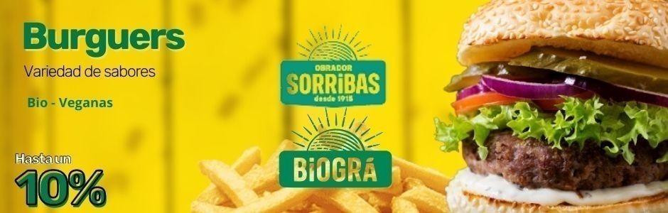 Mayo 2021 Hamburguesas Obrador sorribas y Biogra