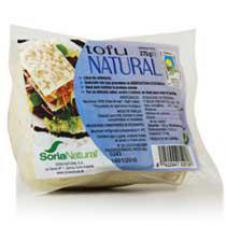 Tofu natural 275gr Soria Natural