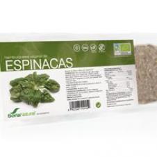 Hamburguesa vegetal de Espinacas 160gr Soria Natural