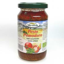 Pesto al Tomate 160ml Bioverde
