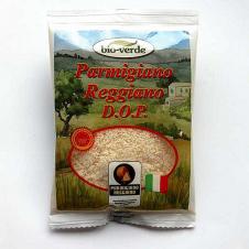 Queso Parmesano bio rallado 40gr Bioverde