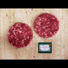 Hamburguesa de cerdo ecológico 2 Unidades 220gr Ecoviand