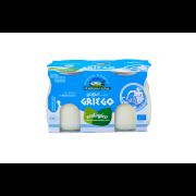 Yogur griego de vaca Bio 2x125gr El Cantero de Letur